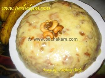 Rava Pudding