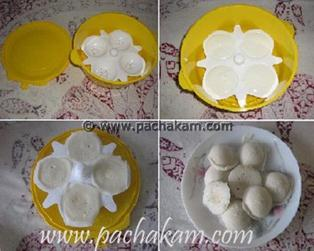 Idli  In Microwave