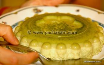 Macha(Green Tea) Jelly