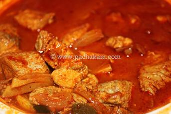 Meen Varutharacha Curry