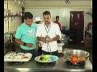 Prawn Fry (Nadan Konchu Fry) Video Recipe