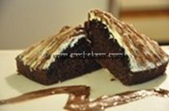 Cocoa Cake with Butter Cream Frosting