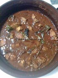 Meen Curry - Fish Curry