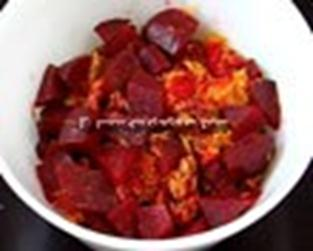 Beetroot With Orange & Walnuts Video Recipe