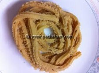 Tamil Nadu Simple Murukku