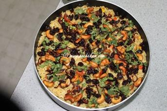 Kerala Simple & Yummy Vegetable Biriyani
