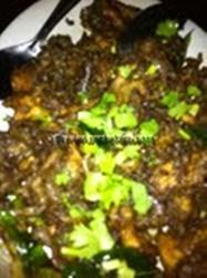 Chicken Pepper Dry Fry