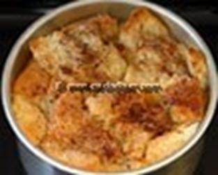 Quick Bread Pudding Video Recipe