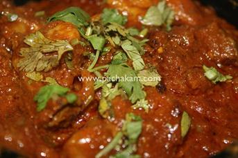 Kerala Mutton Curry Nadan Style