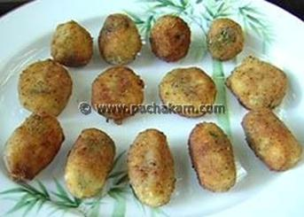 Paneer Cutlet Video Recipe