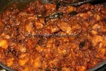 Coorg Style Pandi (Pork) Curry