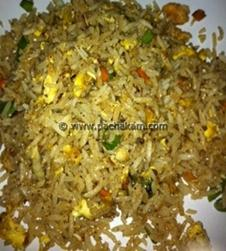 Tasty Chicken Fried Rice