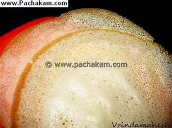 Appam & Potato Stew