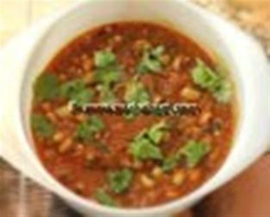 Black Eyed Beans Curry - Indiainteracts