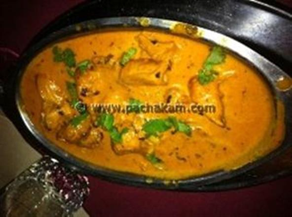 Chicken Coconut Malai Curry