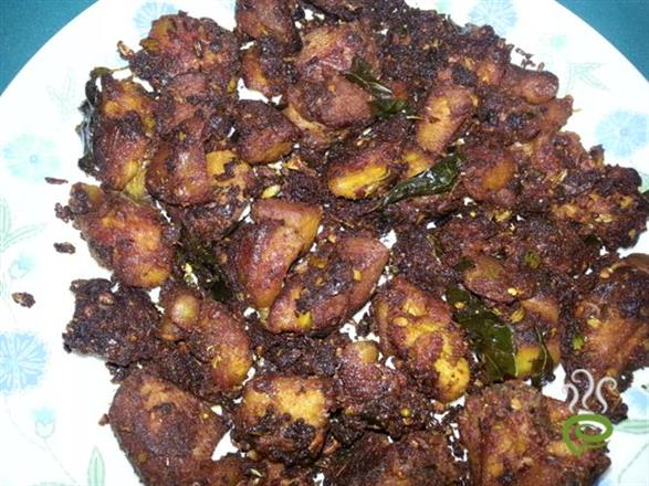 Red Chicken Recipe Chicken Fry With Red Chilli