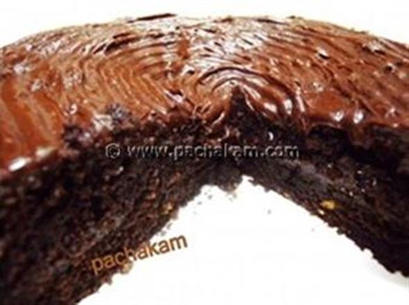 Chocolate Cake Recipe In Kannada: Chocolate Fudge Cake Recipe