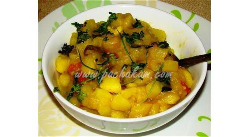 Kerala Easy Potato Curry