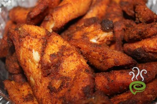 Tamil Nadu Tasty Fish Fry