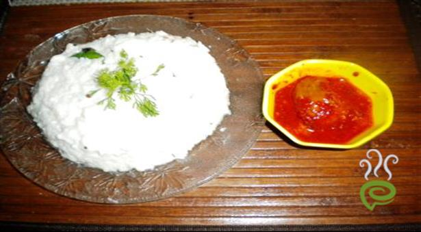 Curd Rice : A Perfect Lunch