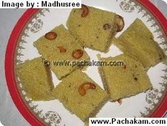 Kerala Simple Rava Kesari