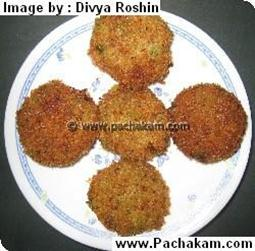 North Indian Easy Vegetable Cutlet