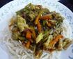 Vegetable-Chicken Chopsuey
