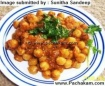 Channa-Batura-Chole-Pooril