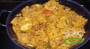 Nadan chicken biriyani