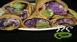 Voilet Cabbage Wrap