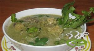 Thai Green Chicken
