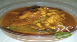 Naadan prawns curry