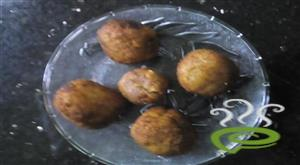 Bread Egg Balls