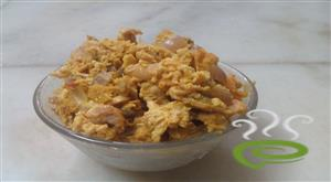 chicken egg burji