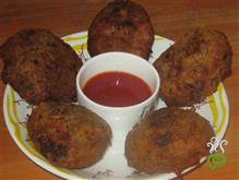 Rajma Potato Cutlet