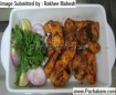 Lemony Chicken Tikka