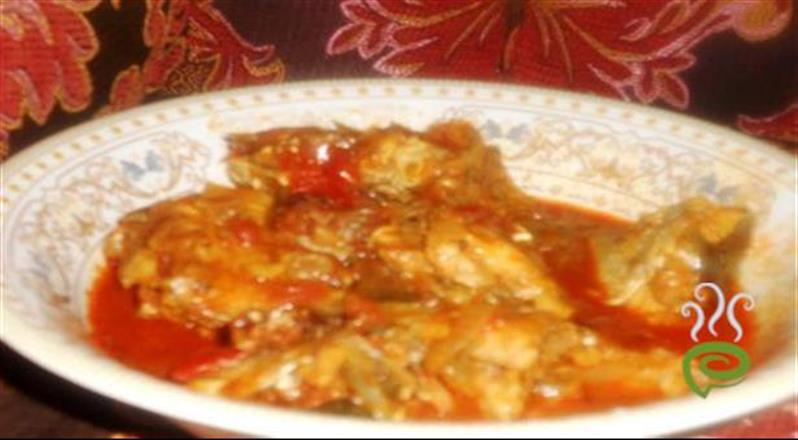 A Popular  Kerala Fish Curry
