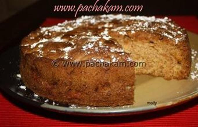 Apple Cinnamon Cake - Mouth Watering