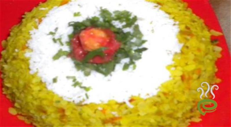 Aval Upma Ready Within 15 Minutes