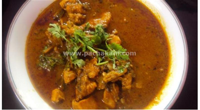 Bachelor Chicken Curry