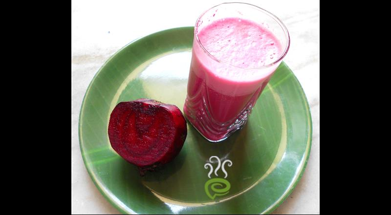 Beetroot Milk