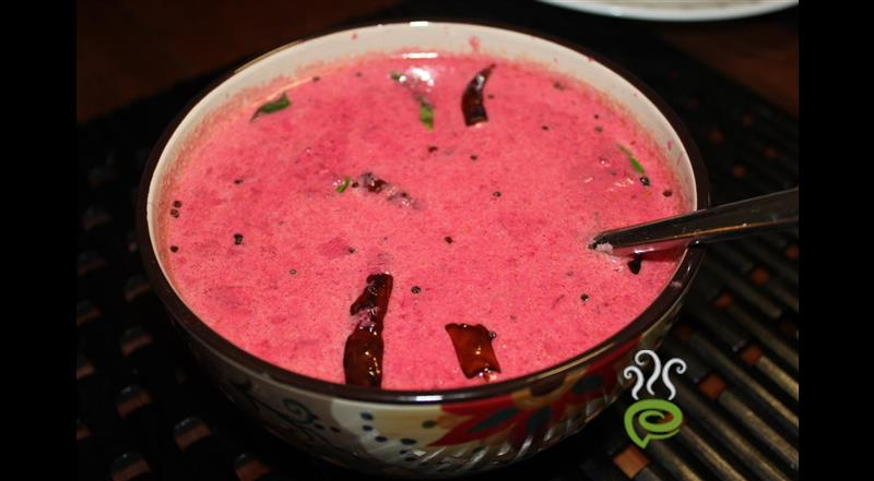 Beetroot And Dates Chutney | Pachakam