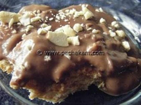 Biscuit & Coffee Pudding
