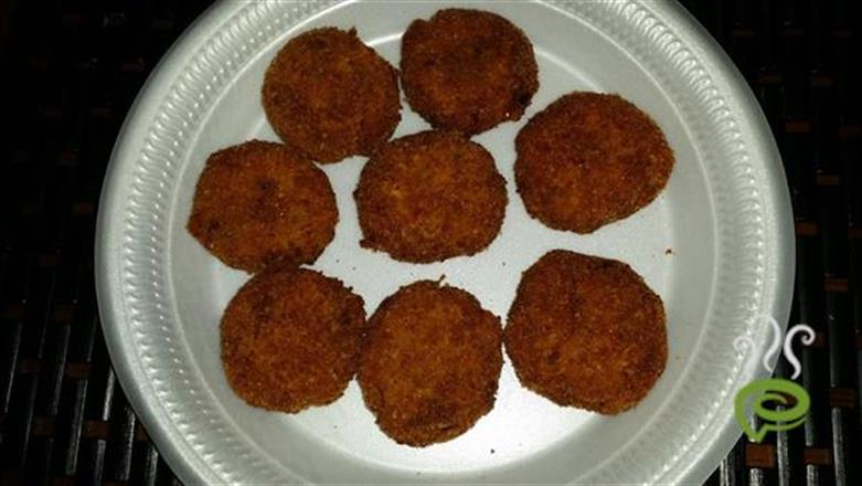 Chick Peas Cutlet