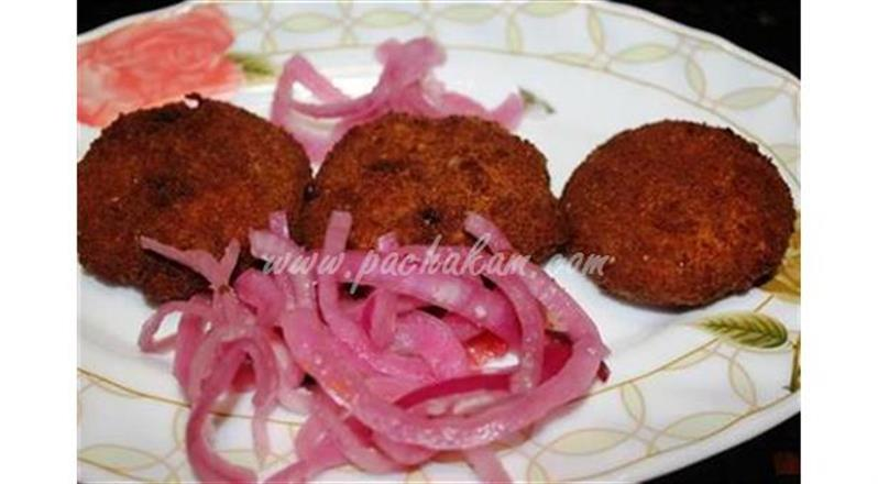 Chicken Cutlet - Evening Snack | Pachakam