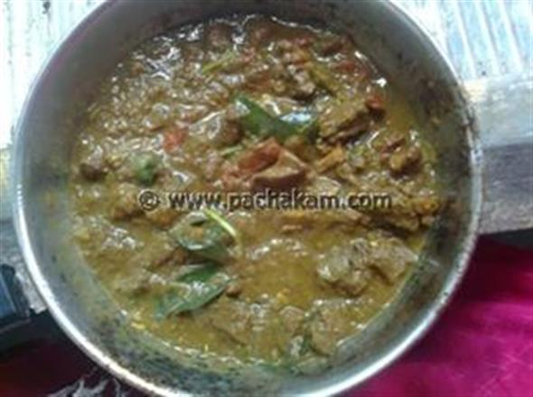 Chicken Liver Curry | Pachakam