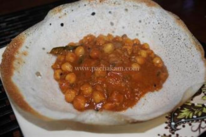 Chickpeas Masala Curry