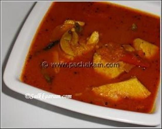 Chilly Fish Curry