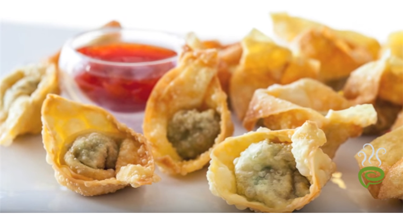 Chinese Deep Fried Wonton