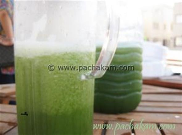 Cool Mint Lemon Drink | Pachakam